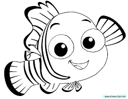 fathers love 15 nemo coloring pages print color craft
