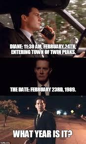 Twin Peaks Meme - image tagged in twin peaks imgflip