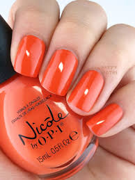 nicole by opi coca cola collection nail polish review and