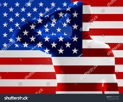 Memorial Day American Flag Memorial Day Veterans Day Design American Stock Vektorgrafik