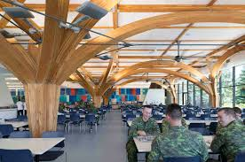 gallery of cfb borden all ranks kitchen and dining facilities