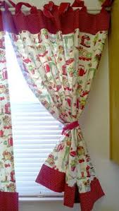 Retro Kitchen Curtains 1950s by Someday I Want Red And White Checkered Tile In My Kitchen Http
