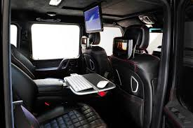 mercedes g class brabus mercedes benz g class is now completely apple thanks to brabus