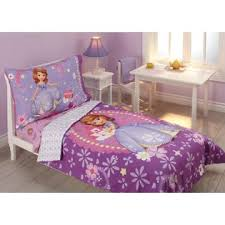 Sofia Bedding Set Disney Sofia The Toddler S 4 Bedding Set Baby