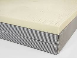 hypo allergenic latex mattress toppers foamfactory inc