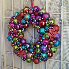 ornament wreath family activities