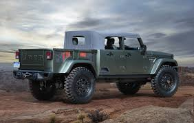 ferrari truck concept jeep confirms four door wrangler pickup truck in the works