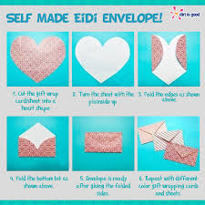 how to make your own envelope self made envelopes surf excel