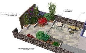 small back garden design trendy perfect garden design ideas