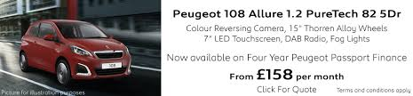 peugeot in sale new u0026 used peugeot dealer shropshire telford motors