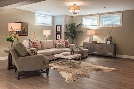 artificial windows for basement vinyl wood plank flooring in basement contemporary with next to