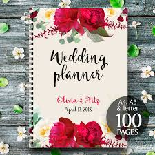 wedding binder boho wedding binder printable wedding planner burgundy floral