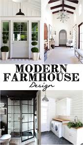 Farm House Designs by 17 Best Images About Modern Farmhouse Inspiration On Pinterest