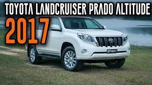2017 toyota landcruiser prado altitude special edition