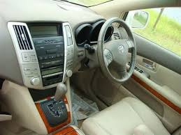 lexus harrier for sale 2003 toyota harrier pictures 3000cc gasoline automatic for sale