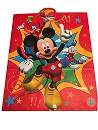 mickey mouse gift bags disney mickey mouse clubhouse large gift bag clothing