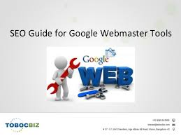 webmaster guide for google webmaster tools