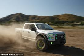 Ford Raptor Hunting Truck - the ultimate fun haver speedhunters