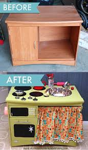 play kitchen from furniture 87 best diy play kitchens images on child room day