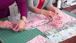 jina u0027s holiday hand towel tutorial riley blake designs youtube