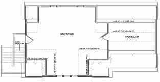 floor plan stairs garage with exterior stairs 12447ne architectural designs