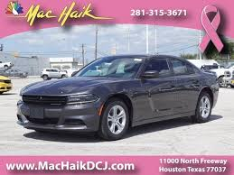 mac haik dodge chrysler jeep ram houston tx 2018 dodge charger sxt sedan in houston d80149 mac haik