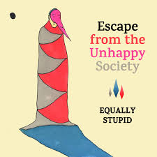 escape from the unhappy society eclipse music official store