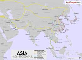 Asia And Europe Map by The Geo Trade Blog China U0027s New Iron Silk Road U2013 High Speed Rail