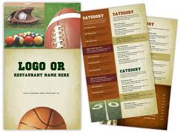 the menu maker restaurant menu design and menu templates