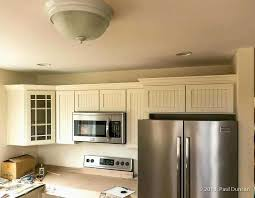 installing crown molding on kitchen cabinets awesome gallery of kitchen cabinets crown molding installation