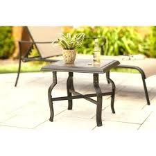 lowes outdoor side table lowes patio side table accent table patio furniture teak warehouse