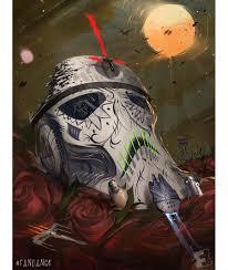 exclusive artwork u0027star wars u0027 dead fandango