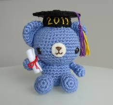 personalized graduation teddy pattern graduation teddy all about ami