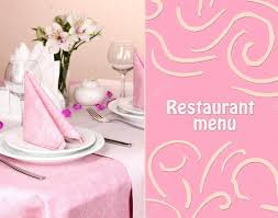 Elegant Table Settings by Elegant Table Setting In Restaurant U2014 Stock Photo Belchonock