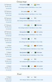 2016 ipl match list asia cup 2016 black iz tv all about asia cup and cricket live