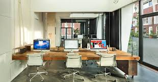 Office Work Desks Disappearing Office Aims To Increase Work Balance