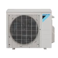 daikin 3 zone 24k btu heat pump system in multi zone residential