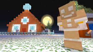 minecraft xbox building time christmas special 14 youtube