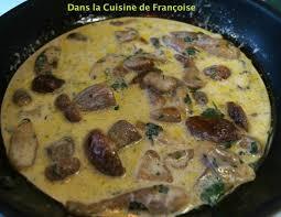 feu vif cuisine macaronis au foie gras et cèpes dans la cuisine de françoise