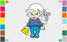 coloring gnomes and elves android apps on google play