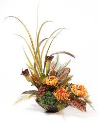 Ashland Flowers - decorating artificial flower arrangements faux orchid wedding