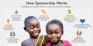 sponsor a child what s that got to do with the 30 hour famine