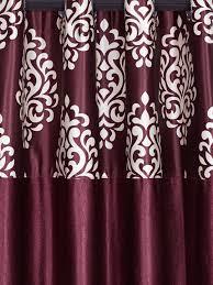Maroon Curtains Curtains U0026 Sheers Buy Window Curtains U0026 Sheer Online Myntra