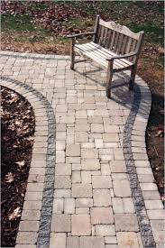 outdoor u0026 garden design decorative natty unilock pavers for