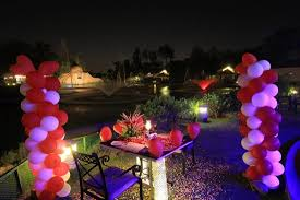 Candle Light Dinner Candle Light Dinner Picture Of Silent Shores Resort U0026 Spa