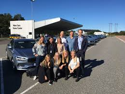 volvo cars volvo car group linkedin