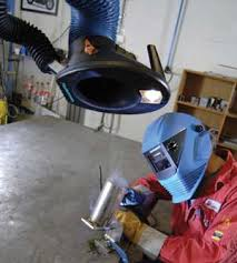 exhaust fan for welding shop general ventilation is not enough canadian metalworking