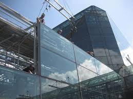 Curtain Wall Fabricator Jacob K Javits Center U2013 Steel Institute Of New York
