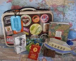travel gift basket travel gift baskets 13 gift basket ideas that rock