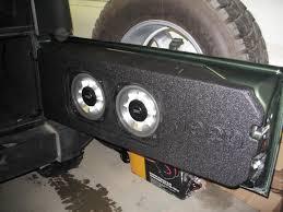 newbie looking for speaker box jeep tj jeeps